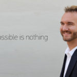 Focus on your dream and do everything in your power! You have the power to change your life circumstances___Nick Vujicic