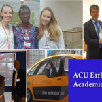 ACU Early Career Academic Grants 2017