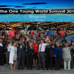 One Young World Summit 2017 in Bogotá, Colombia