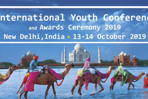 International Youth Conference and Awards Ceremony 2019 in New Delhi, India