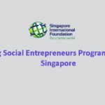Young Social Entrepreneurs Programme 2018 in Singapore